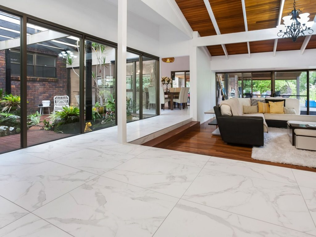 Deluxe Open- Plan Living - Renovation by Your Asset Renovations