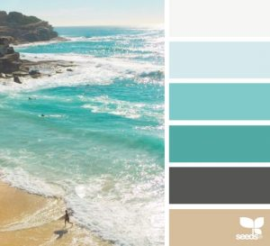 Coastal Colour Palette