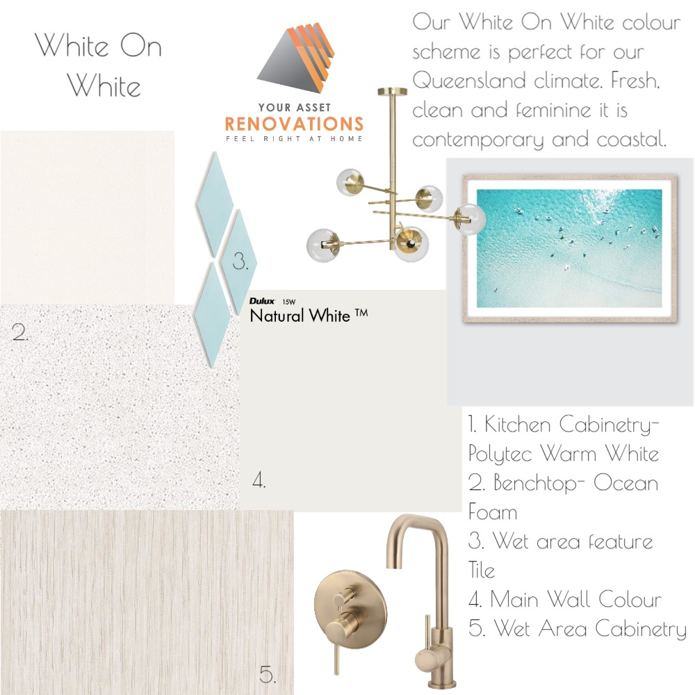 Mood Board Your Asset Renovations White On White